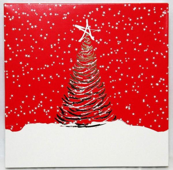 Geschenkkarton -Weihnachtsbaum-