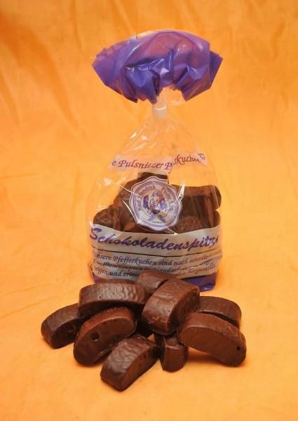 Schokoladenspitzen - ungefüllt