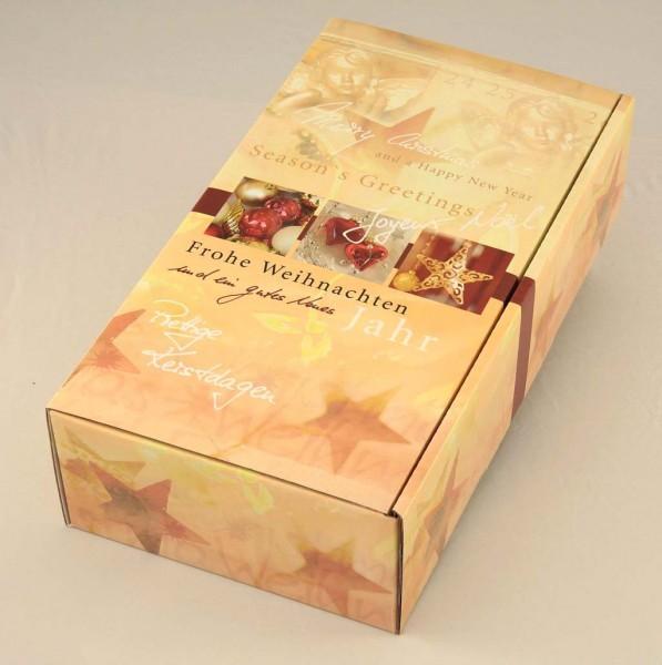 Geschenkkarton -Weihnachtsengel, klein-