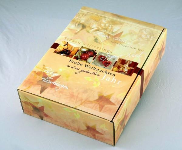 Geschenkkarton -Weihnachtsengel-