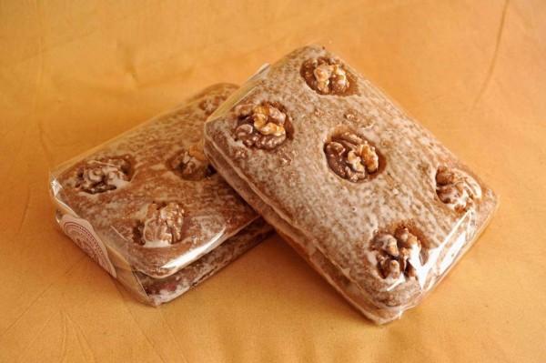 Walnusspfefferkuchen